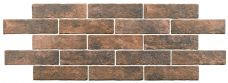Jerica Marron Glazed Porcelain Kitchen/Bathroom wall/floor tile 280 x 75 x 1m2